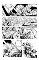 Thor 620 pg18 inks by madman1