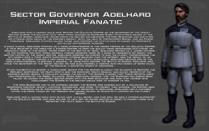 Sector Governor Adelhard character bio [New] by unusualsuspex