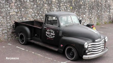 1952 Chevrolet Advanced Design Pickup by The-Transport-Guild
