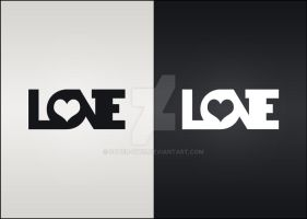 Love Logo by super-cwis
