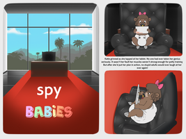 Spy Babies 1 by TheUnthinker