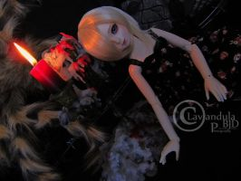 Halloween'2011 by Lavandula-BJD