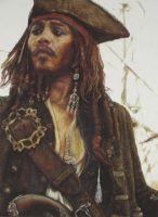 Jack Sparrow by Fiorentino