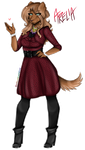Paypal Commission - Arelia by NekoMellow