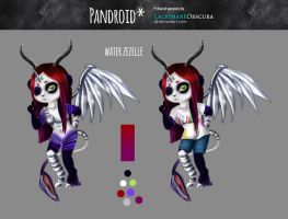 custom pandroid (for syndralvalor) by LacrimareObscura