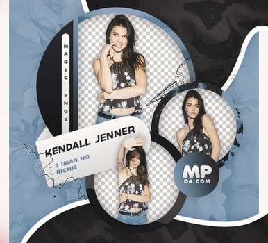 PACK PNG 826| KENDALL JENNER by MAGIC-PNGS