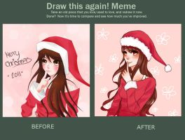 Before and After [Meme] by cecillex