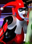 BatTribute - Harley Quinn by willdial