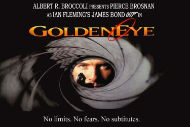 Goldeneye_Movie_Poster by rodvcpetrie