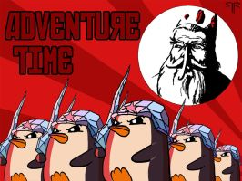 Soviet Adventure Time by SIRCollection