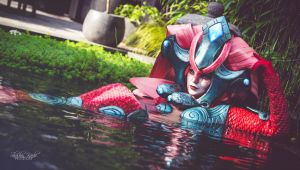 Nami Koi - Support - League of Legend - Riot Games by ShashinKaihi