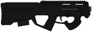 Magpul PDR by DaltTT