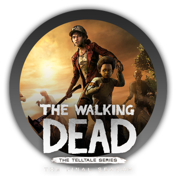 The Walking Dead Final Season - Icon by Blagoicons