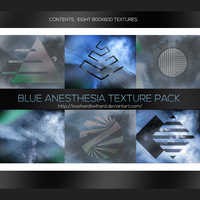Blue Anesthesia Texture Pack by Lovehardtwihard