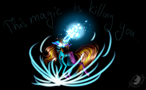 This magic is killing you... (AT) by Ravenia-Morelli
