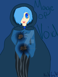 Mage of Void by AnimeGurl1012