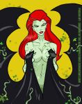 Poison Ivy Shadow of the Bat by Inspector97