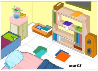 room by mareanna