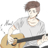 Play The Guitare by Eiiron