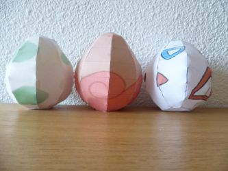 egg collection by epikachu