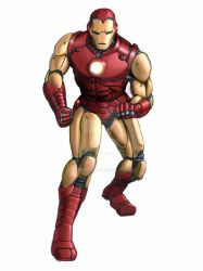 Classic Iron Man by Jun89