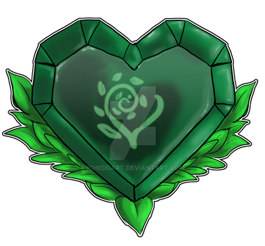 Heart of Earth by iCheddart