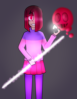Betty Glitchtale by EmilyJohnson19