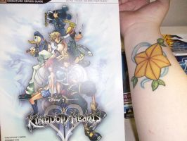 Paopu Fruit KH Tattoo by Aki125
