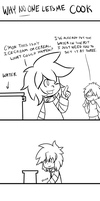 Why No One Lets Me Cook by ShujiWakahisaa