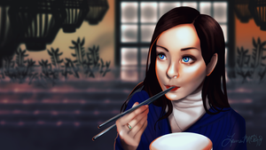 The Rice Bowl by revois