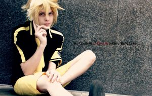 ELR Len Kagamine: I will show how I feel... by TheKeiMan