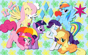 Group wallpaper 3 by AliceHumanSacrifice0