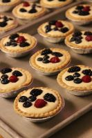 Fruit Tarts by AnEmoLullaby89