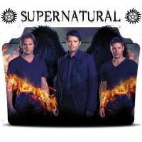 Supernatural - Folder Icon by RST-420