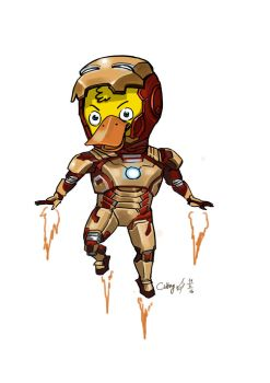 Iron Duck by VNVictor