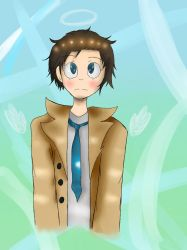 Collab: Castiel by Lime-488