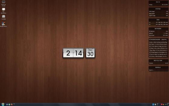 Desktop-December 2011 by DRX-Design
