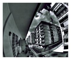 outside my house HDR by pupazzaro