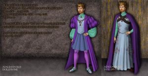 William II, King of England 1087-1100 by TFfan234