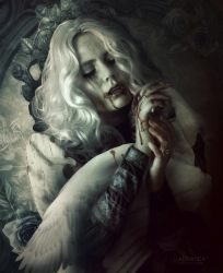 Hunger by AdriaticaCreation