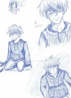 RotG- Jack Frost doodles by LeafofDeath