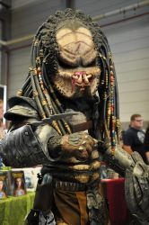 Predator at FACTS 2015 by KillingRaptor