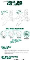 Lineart Tutorial by tallydraws