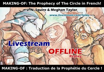Livestreaming! (OFFLINE) by Foldo