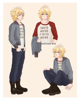 Mika in what I'm wearing by PastelVamp