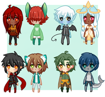 [A] quick cheap adopts CLOSED by Chrysanthanos