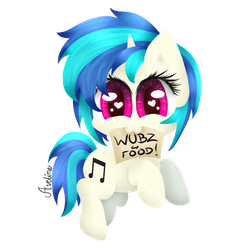 Will Wub For Food by Avelineh