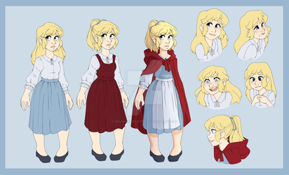Oswin Reference sheet by Decapitated-Kittens