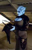 Before meeting Saren by LittleMissMetamorph