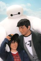 Big Hero 6: I will always be here for you by behindinfinity